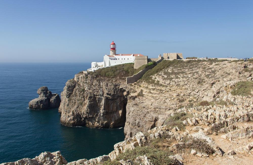 Visit the town of Sagres