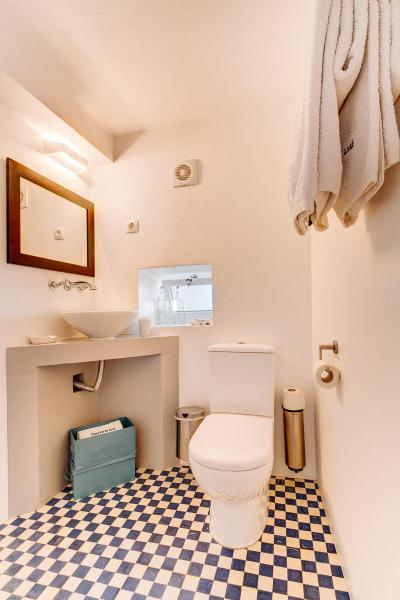 Bathroom 4 person appartement
