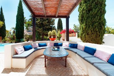 Luxury outdoor sofa Casa Porta Azul