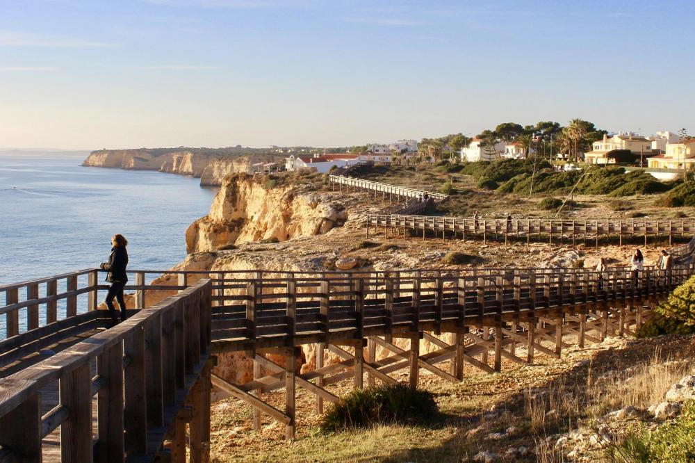 Lovely hikes in the Algarve